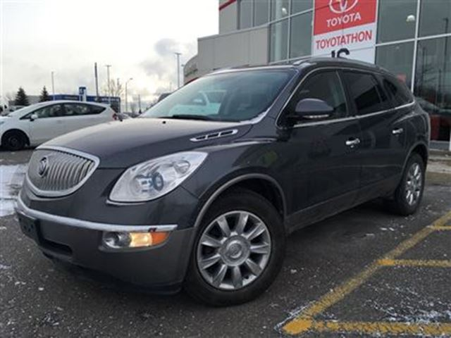 2011 buick enclave cxl1 v6 fwd super clean bowmanville. Black Bedroom Furniture Sets. Home Design Ideas