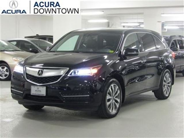 2014 acura mdx navi acura certified 7yr warranty rear. Black Bedroom Furniture Sets. Home Design Ideas
