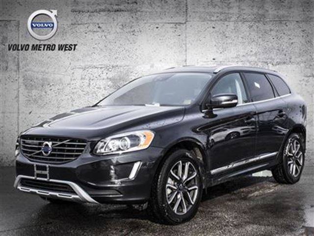 2016 volvo xc60 t5 special edition premier toronto ontario used car for sale 2663904. Black Bedroom Furniture Sets. Home Design Ideas