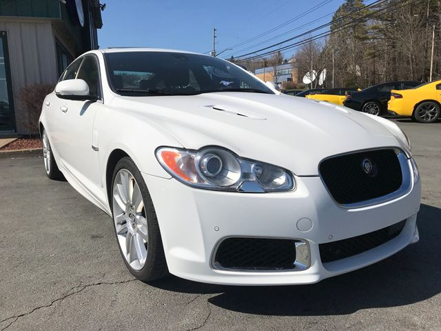 used 2011 jaguar xf xfr w leather bluetooth keyless. Black Bedroom Furniture Sets. Home Design Ideas