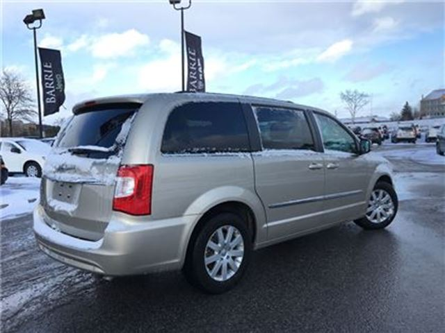 2016 chrysler town and country touring barrie ontario used car for. Cars Review. Best American Auto & Cars Review