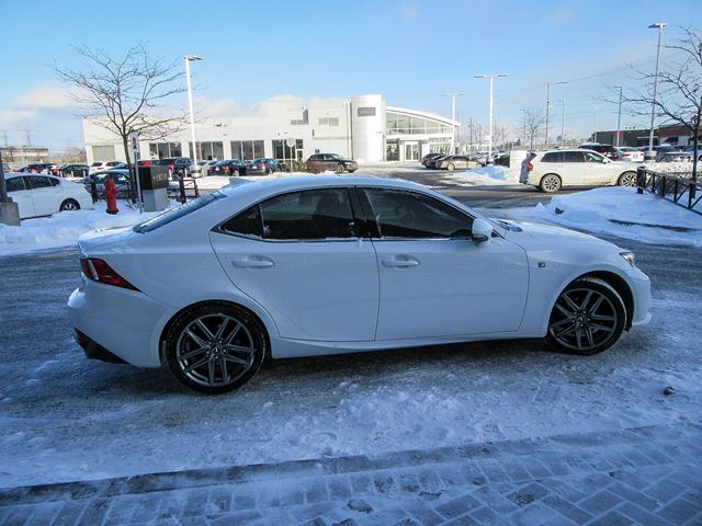 2015 lexus is 250 f sport series 3 nepean ontario used. Black Bedroom Furniture Sets. Home Design Ideas