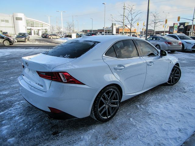 2015 lexus is 250 f sport series 3 nepean ontario used car for sale 2663714. Black Bedroom Furniture Sets. Home Design Ideas