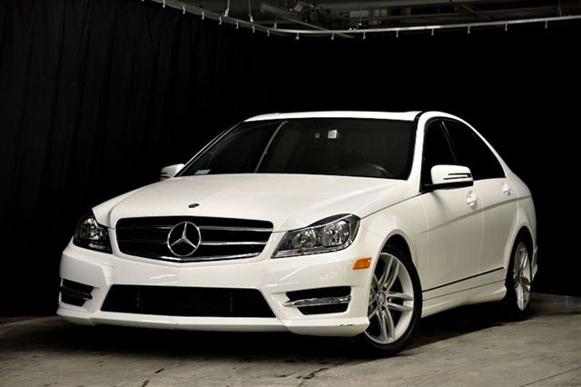 2014 mercedes benz c class c300 4matic ensemble sport in longueuil. Cars Review. Best American Auto & Cars Review