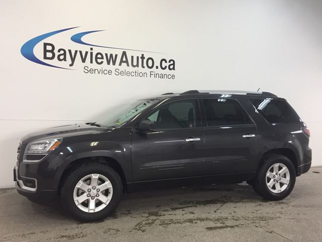 2016 gmc acadia sle 3 6l awd reverse cam 8 rider grey bayview auto sales. Black Bedroom Furniture Sets. Home Design Ideas