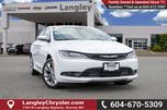 2015 Chrysler 200 S LOCALLY DRIVEN & ACCIDENT FREE in Surrey, British Columbia