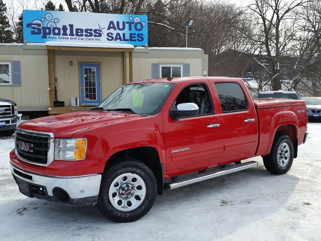 2010 gmc sierra 1500 sle whitby ontario used car for sale 2664243. Black Bedroom Furniture Sets. Home Design Ideas