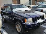 1997 Jeep Grand Cherokee Limited 4x4 in St Catharines, Ontario