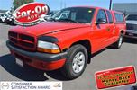 2003 Dodge Dakota Sport 5 SPEED w/MATCHING TRUCK CAP in Ottawa, Ontario