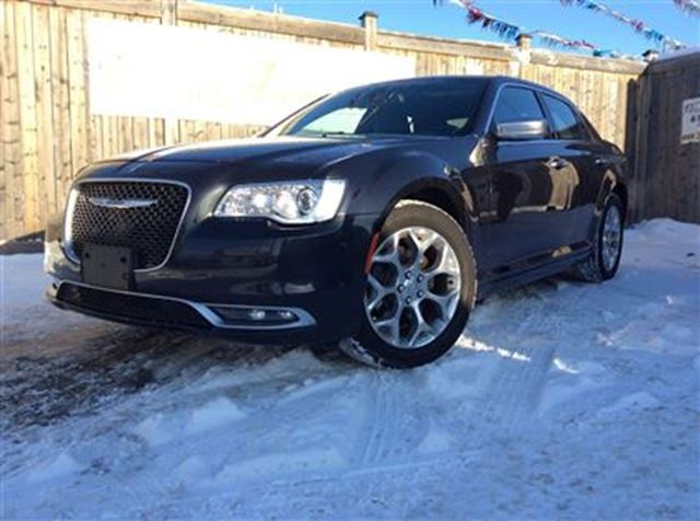 2016 chrysler 300 300c platinum awd ottawa ontario used car for sale 2664738. Black Bedroom Furniture Sets. Home Design Ideas