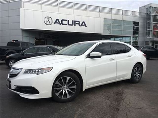used 2016 acura tlx i 4 cy 4cyl tech save demo. Black Bedroom Furniture Sets. Home Design Ideas