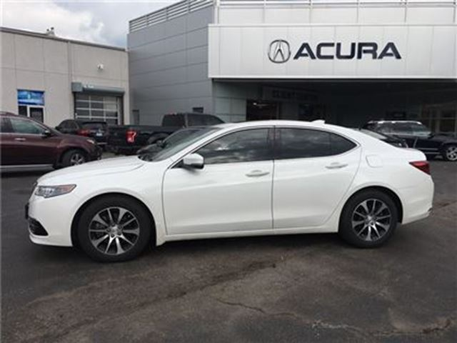 used 2016 acura tlx i 4 cy 4cyl tech save demo only9100kms burlington. Black Bedroom Furniture Sets. Home Design Ideas