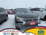 2016 Mitsubishi RVR SE   ONE OWNER   CAM   AWD   HEATED SEATS in London, Ontario