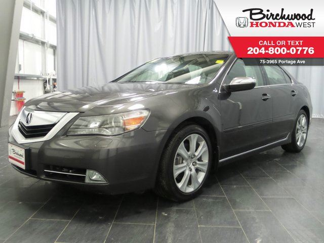 2009 acura rl 4dr sdn elite awd winnipeg manitoba used. Black Bedroom Furniture Sets. Home Design Ideas