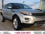2015 Land Rover Range Rover Evoque Pure Premium - CPO 6yr/160000kms manufacturer warranty included until May 11, 2021! CPO rates starting at 2.9%! LOCAL ONE OWNER TRADE IN | NO ACCIDENTS | NAVIGATION | SURROUND CAMERA SYSTEM | PARKING SENSORS | REVERSE TRAFFIC/BLIND SPOT/CLOSING VEHIC in Edmonton, Alberta