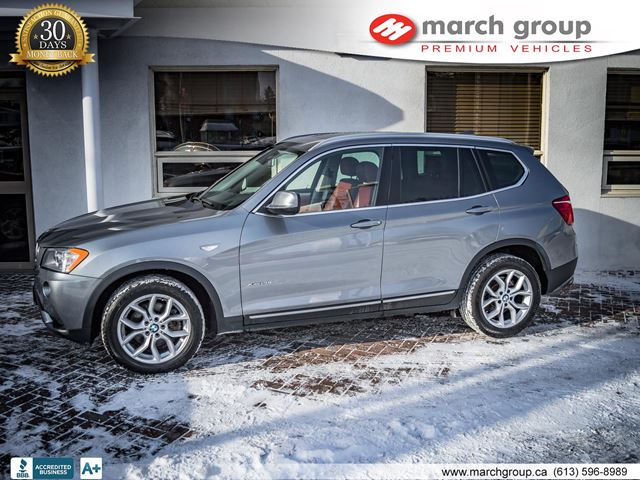 2013 bmw x3 xdrive28i premium w navigation ottawa. Black Bedroom Furniture Sets. Home Design Ideas