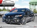 2014 Honda Civic HFP PACKAGE Si Coupe 6-Speed MT in Stittsville, Ontario