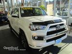 2016 Toyota 4Runner Limited 7 Seater - Bluetooth, Navigation, Backu in Port Moody, British Columbia