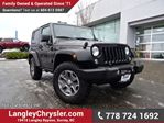 2016 Jeep Wrangler Sport LOCALLY DRIVEN, ONE OWNER & ACCIDENT FREE in Surrey, British Columbia