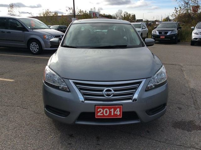 2014 nissan sentra 1 8 sv smiths falls ontario car for sale 2664693. Black Bedroom Furniture Sets. Home Design Ideas