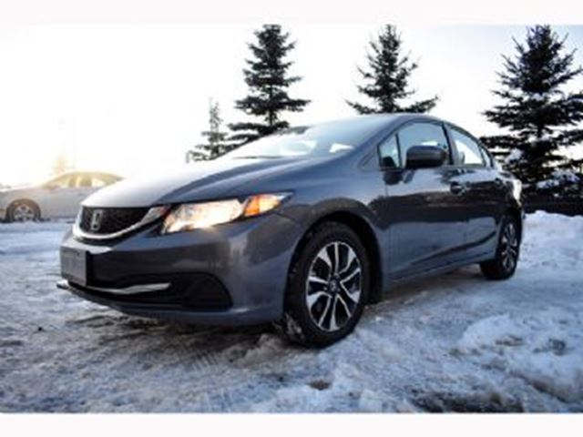 2015 honda civic ex   mississauga ontario used car for sale   2665149