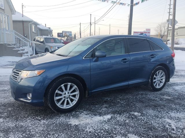 2009 toyota venza awd 19 39 39 alloy wheels low km 39 s loaded. Black Bedroom Furniture Sets. Home Design Ideas