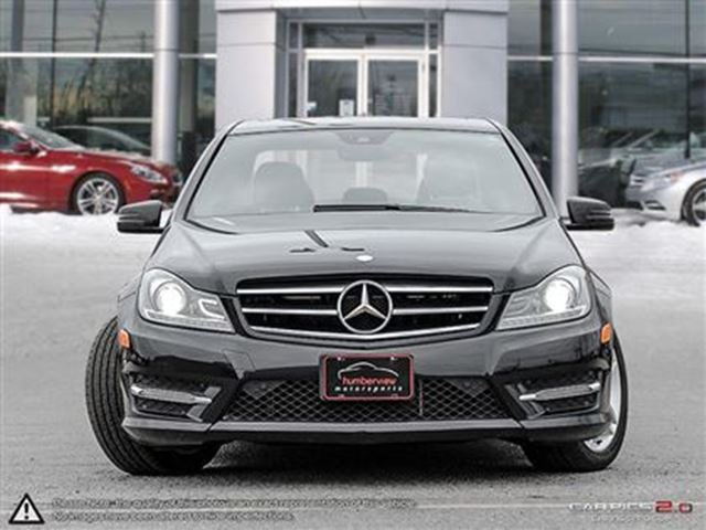 2014 mercedes benz c class c300 4matic mississauga for Mercedes benz in ontario ca