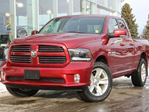 2015 Dodge RAM 1500 Certified | Sport Package | Hemi 5.7L Engine | 8.4inch Media Screen | Heated Seats | Heated Steering Wheel in Kamloops, British Columbia