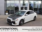 2009 Mitsubishi Lancer EVO MR! BLOWOUT PRICING!! in Calgary, Alberta