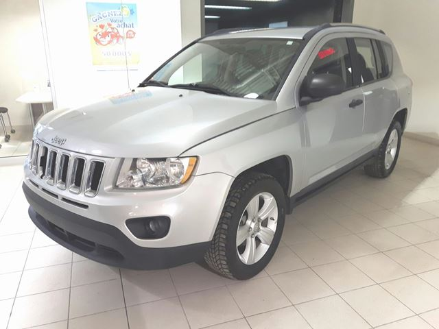 2012 Jeep Compass SPORT NORTH EDITION in Longueuil, Quebec