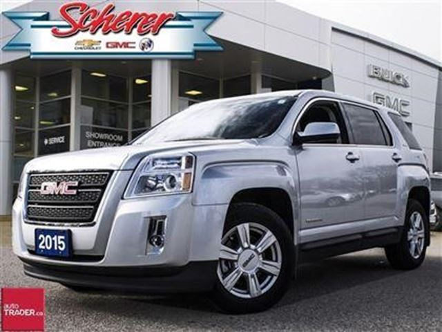 2015 gmc terrain sle kitchener ontario used car for sale 2665648. Black Bedroom Furniture Sets. Home Design Ideas