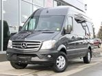 2015 Mercedes-Benz Sprinter Standard Roof V6 Sprinter 2500 Rear-wheel Drive Wagon 144 in. WB in Kamloops, British Columbia