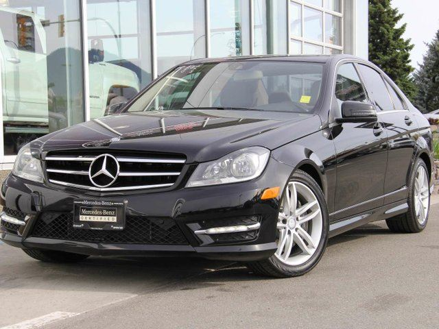 2014 mercedes benz c class c300 4matic kamloops british for Mercedes benz c class c300 4matic