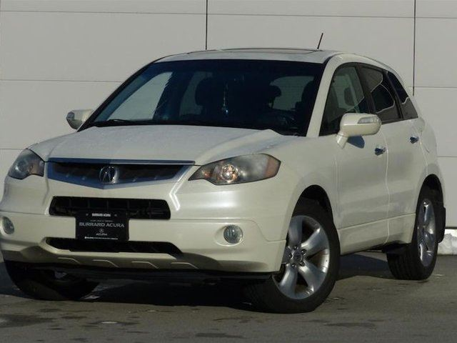 2009 Acura RDX at w Tech. Pkg - Vancouver, British Columbia Used Car For Sale - 2666088