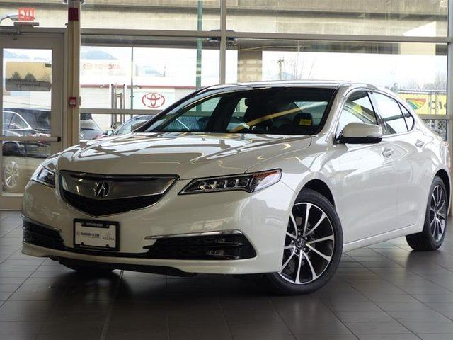 2015 acura tlx 3 5l p aws w tech pkg vancouver british. Black Bedroom Furniture Sets. Home Design Ideas