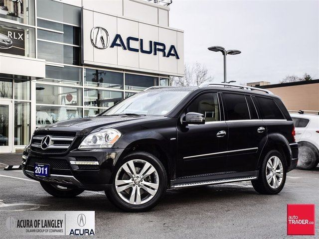 2011 MERCEDES-BENZ GL-CLASS 4MATIC in Surrey, British Columbia