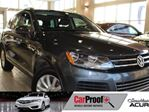 2014 Volkswagen Touareg Leather, Sunroof, Navigation, AWD, V6 in Red Deer, Alberta