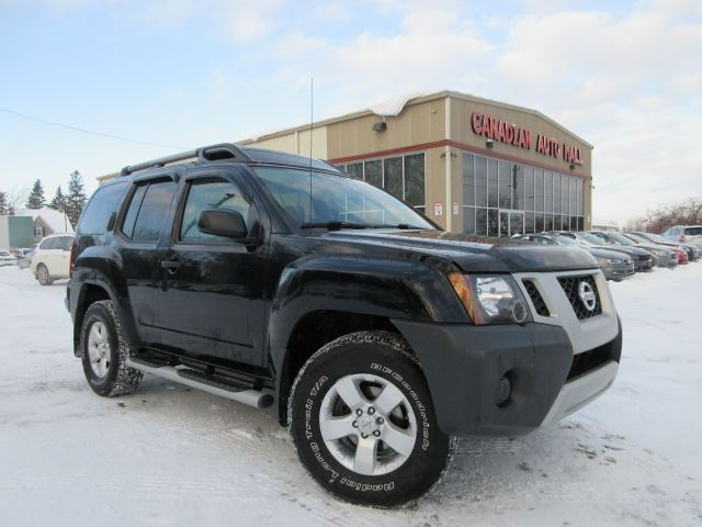 2012 nissan xterra 4x4 alloys only 54k stittsville ontario used car for sale 2666618. Black Bedroom Furniture Sets. Home Design Ideas