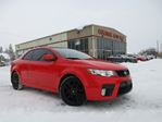 2012 Kia Forte Koup SX LUXURY, LEATHER, ROOF, LOADED, 47K! in Stittsville, Ontario