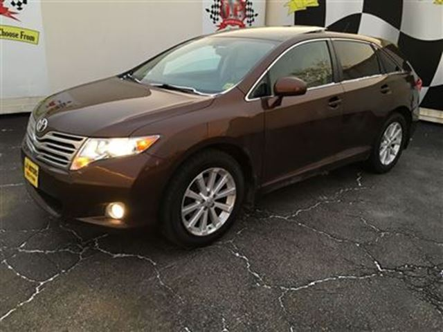 2009 toyota venza automatic leather panoramic sunroof. Black Bedroom Furniture Sets. Home Design Ideas