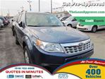 2012 Subaru Forester 2.5X Convenience Package   AWD   HEATED SEATS in London, Ontario