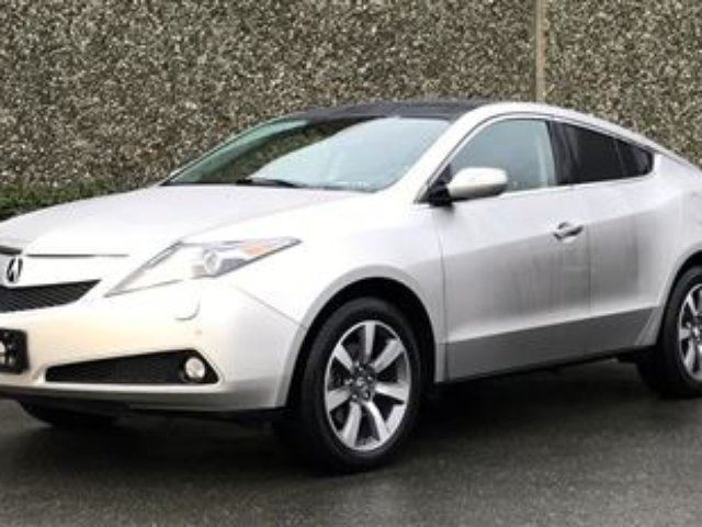 2013 acura zdx base north vancouver british columbia used car for sale 2666394. Black Bedroom Furniture Sets. Home Design Ideas