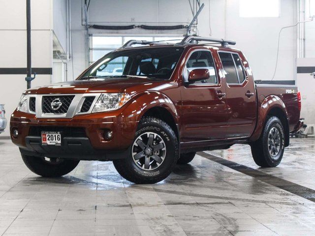 2016 nissan frontier pro 4x crewcab 4wd kelowna british columbia used car for sale 2666430. Black Bedroom Furniture Sets. Home Design Ideas