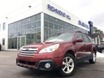 2014 Subaru Outback 2.5i Limited Package 2.5i~Limited Model~Automatic in Richmond Hill, Ontario