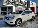 2017 Nissan Murano S FWD*NEW* in Collingwood, Ontario