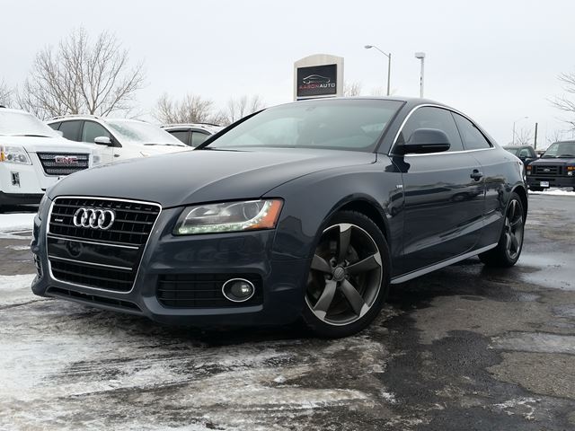 2009 Audi A5 Belleville Ontario Used Car For Sale 2666704
