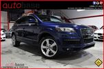 2013 Audi Q7 S-LINE | NAVIGATION | BLIND SPOT | 7 PASSENGER in Woodbridge, Ontario