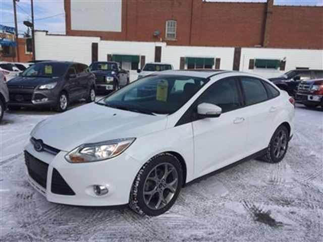 2014 ford focus se hagersville ontario used car for. Black Bedroom Furniture Sets. Home Design Ideas