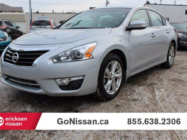 2015 nissan altima 2 5 sl edmonton alberta used car for sale 2667874. Black Bedroom Furniture Sets. Home Design Ideas