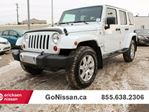 2013 Jeep Wrangler Unlimited Sahara 4x4 in Edmonton, Alberta